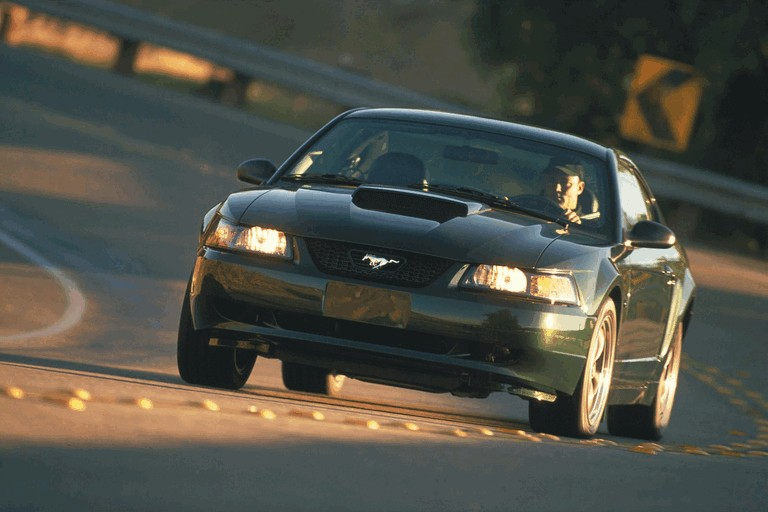 2001 Ford Mustang Bullitt GT 482943