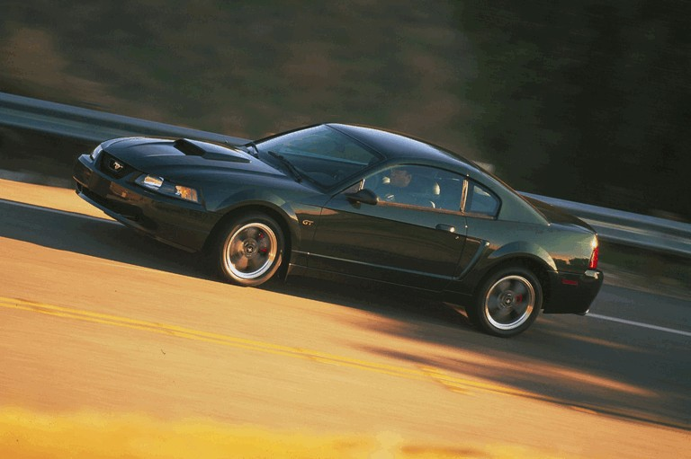 2001 Ford Mustang Bullitt GT 482944