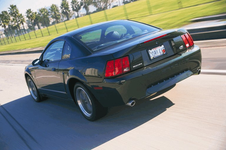 2001 Ford Mustang Bullitt GT 482948