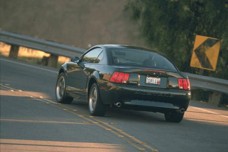 2001 Ford Mustang Bullitt GT 482950