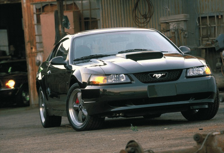 2001 Ford Mustang Bullitt GT 482951
