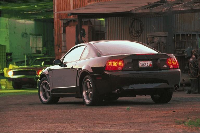 2001 Ford Mustang Bullitt GT 482954