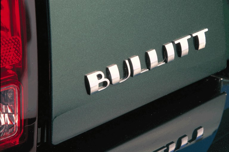 2001 Ford Mustang Bullitt GT 482956