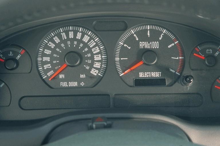 2001 Ford Mustang Bullitt GT 482961