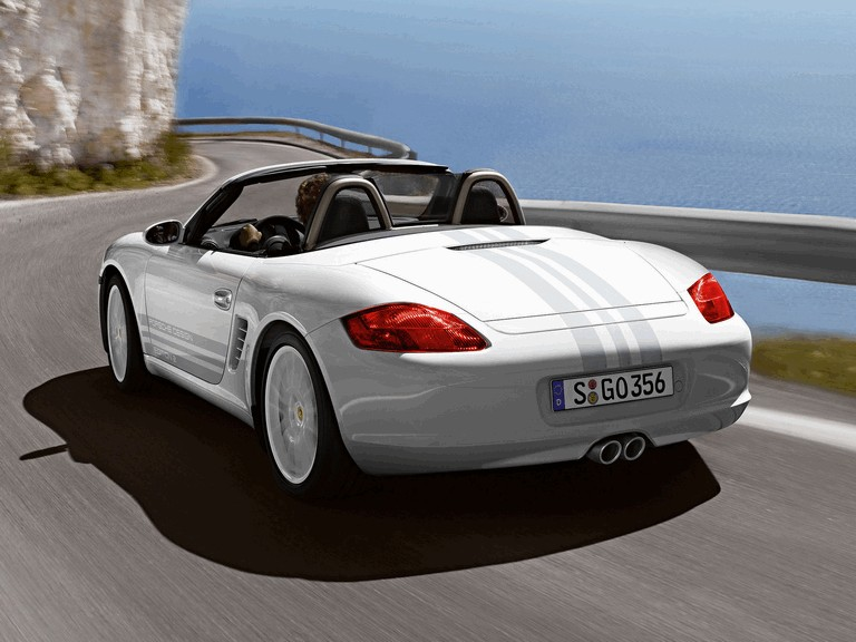 2009 Porsche Boxster S design edition 244864