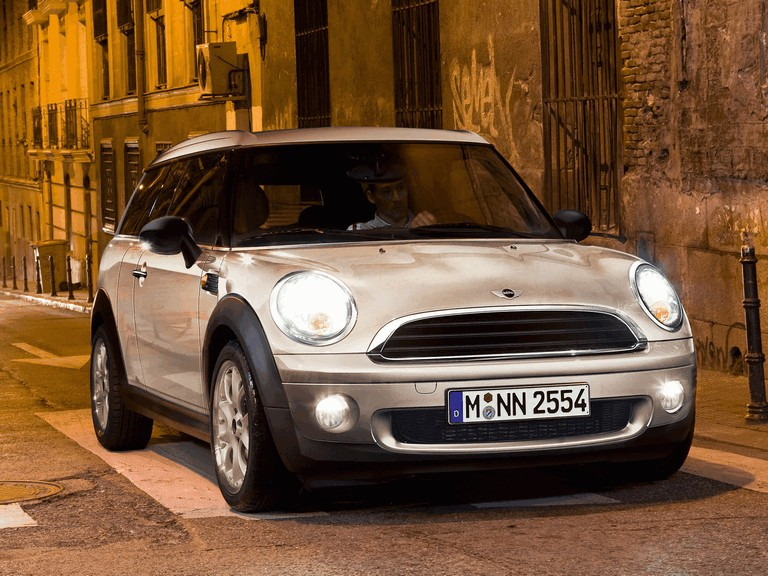 2009 Mini One Clubman 244990