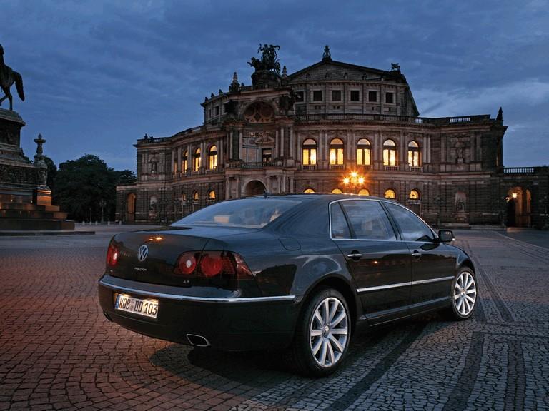 2008 Volkswagen Phaeton 502172