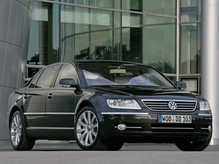 2008 Volkswagen Phaeton 502176