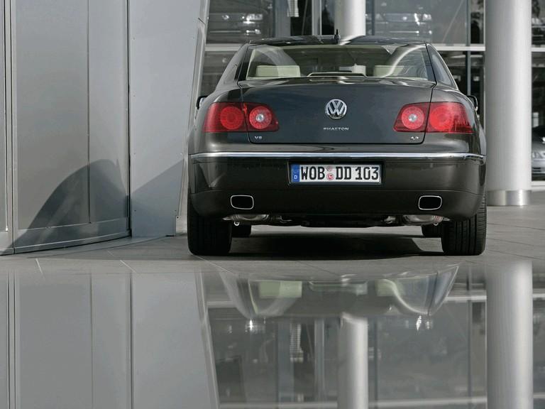 2008 Volkswagen Phaeton 502178
