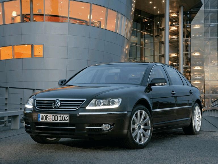 2008 Volkswagen Phaeton 502179