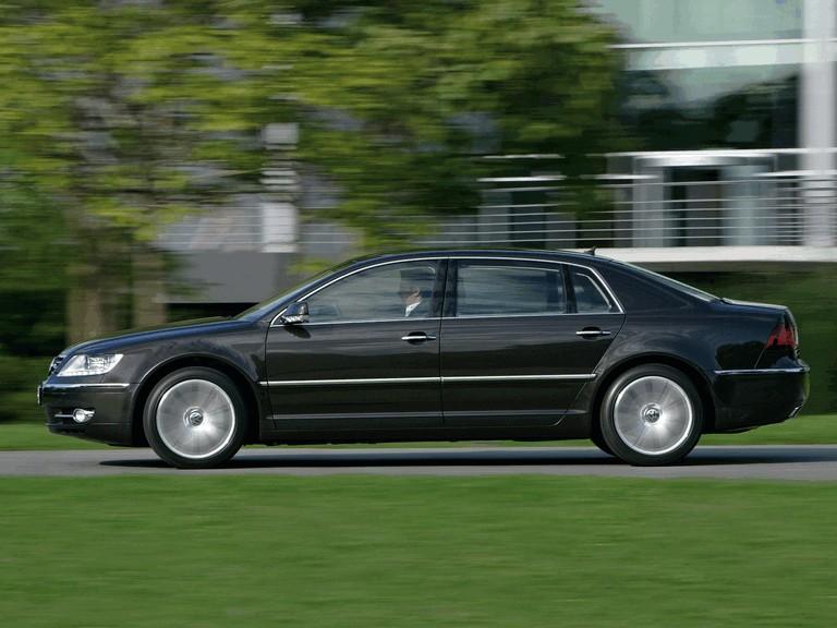 2008 Volkswagen Phaeton 502180
