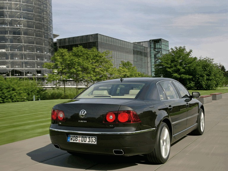 2008 Volkswagen Phaeton 502182