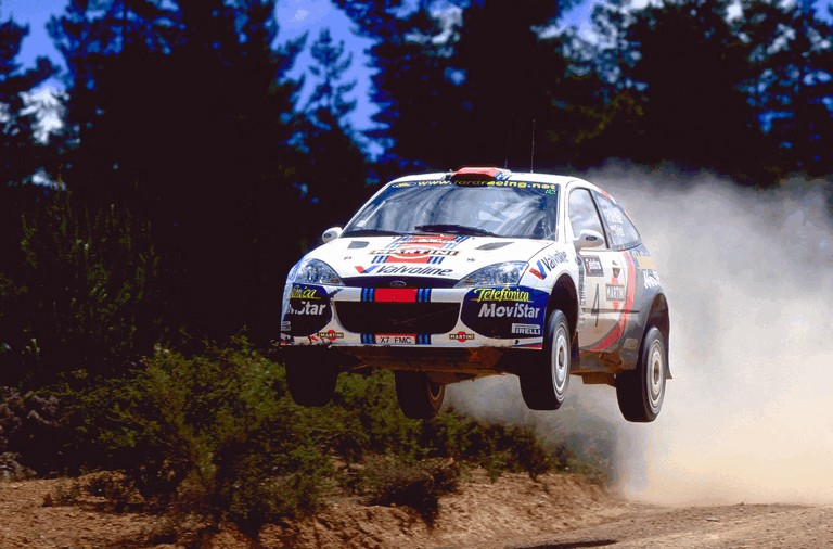 2001 Ford Focus RS WRC 245218