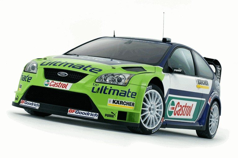 2007 Ford Focus RS WRC 245229