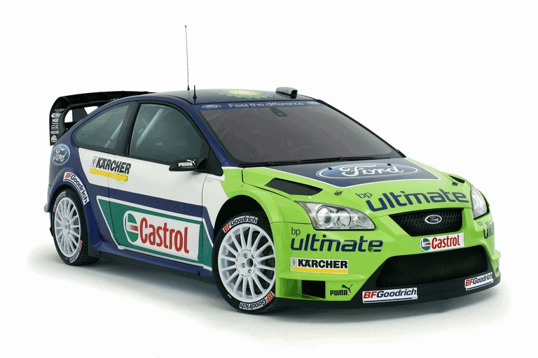 2007 Ford Focus RS WRC 245230