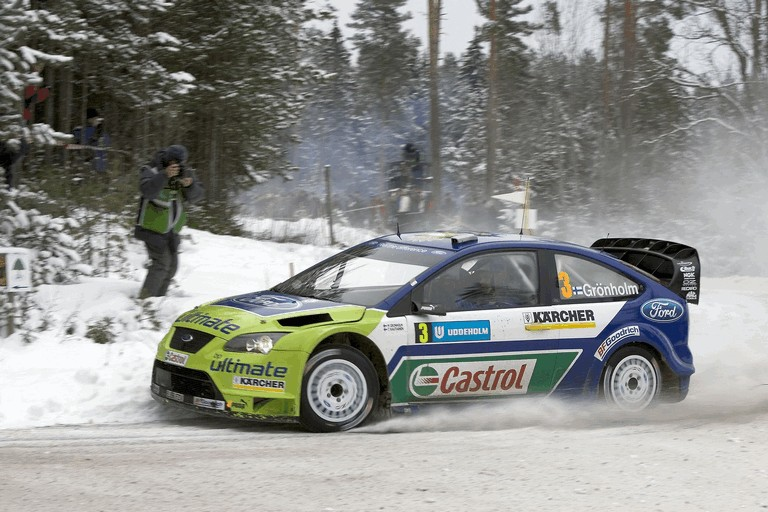 2007 Ford Focus RS WRC 245237