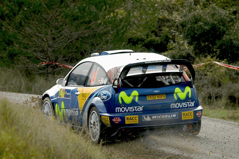 2007 Ford Focus RS WRC 245240