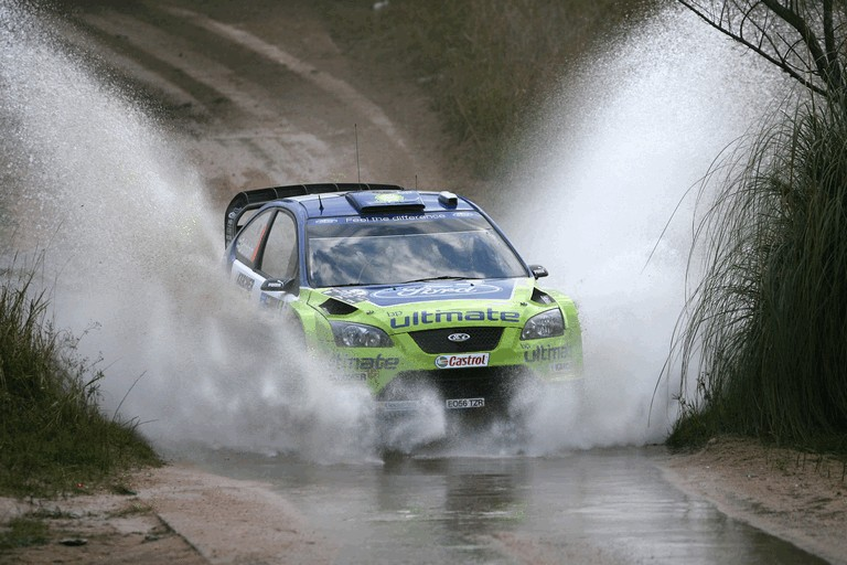 2007 Ford Focus RS WRC 245242