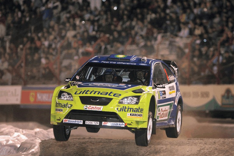 2007 Ford Focus RS WRC 245243