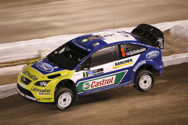 2007 Ford Focus RS WRC 245244