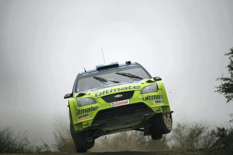 2007 Ford Focus RS WRC 245246