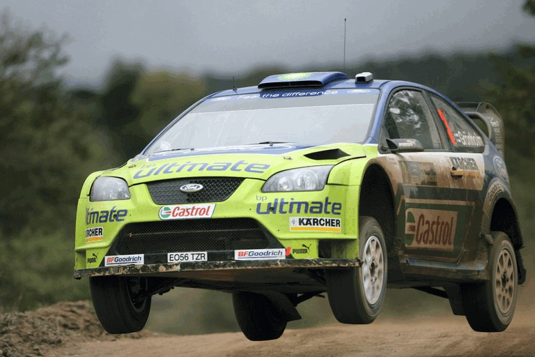 2007 Ford Focus RS WRC 245247