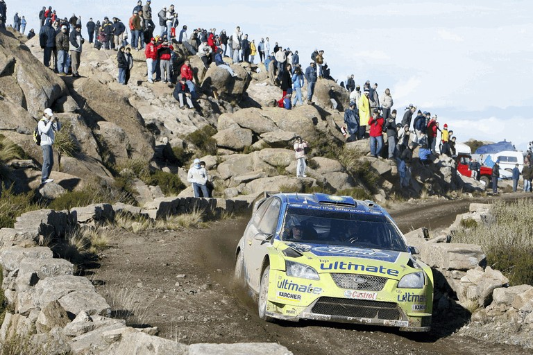 2007 Ford Focus RS WRC 245253