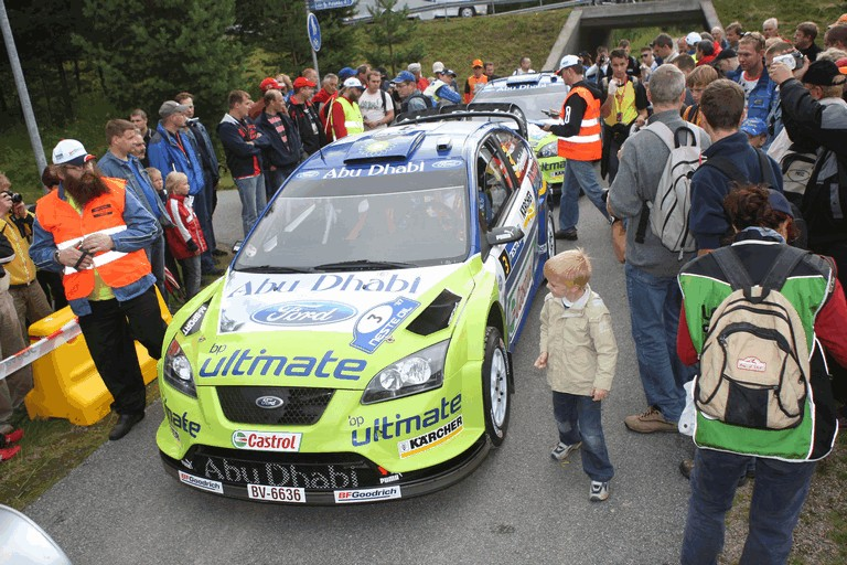 2007 Ford Focus RS WRC 245256