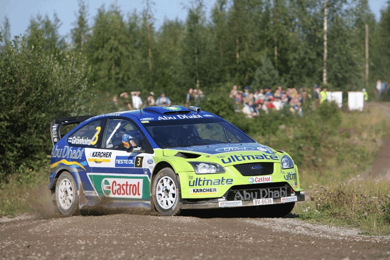 2007 Ford Focus RS WRC 245262