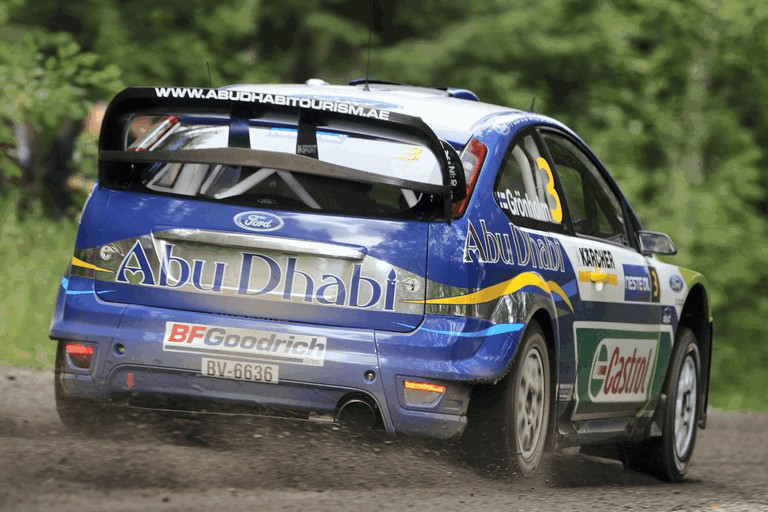 2007 Ford Focus RS WRC 245263