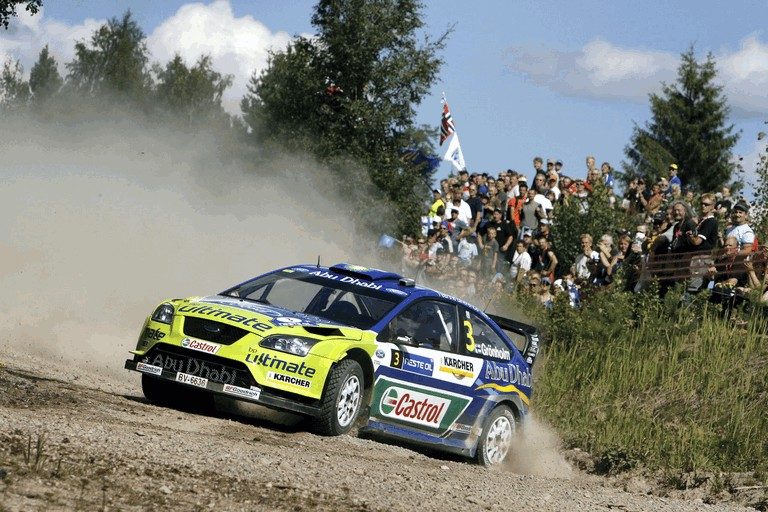 2007 Ford Focus RS WRC 245266