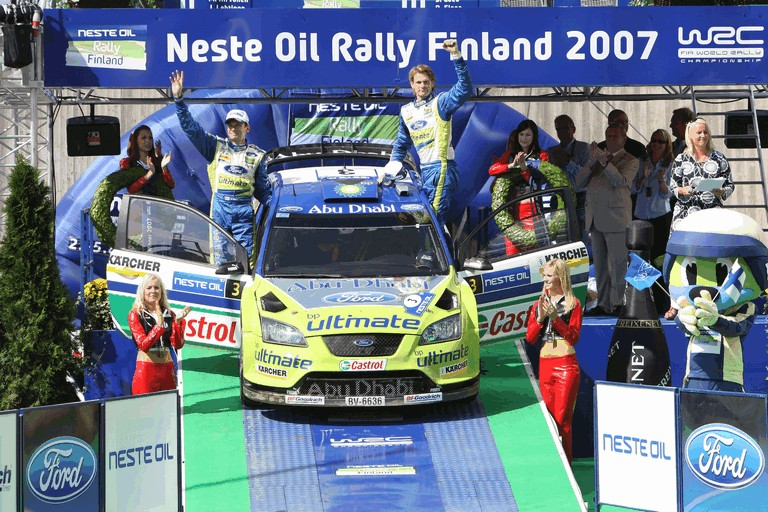 2007 Ford Focus RS WRC 245269