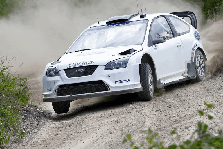 2007 Ford Focus RS WRC 245273