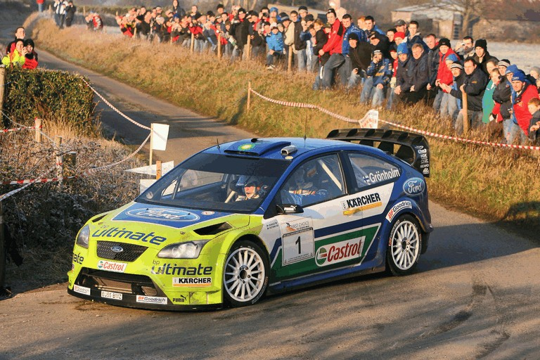 2007 Ford Focus RS WRC 245280