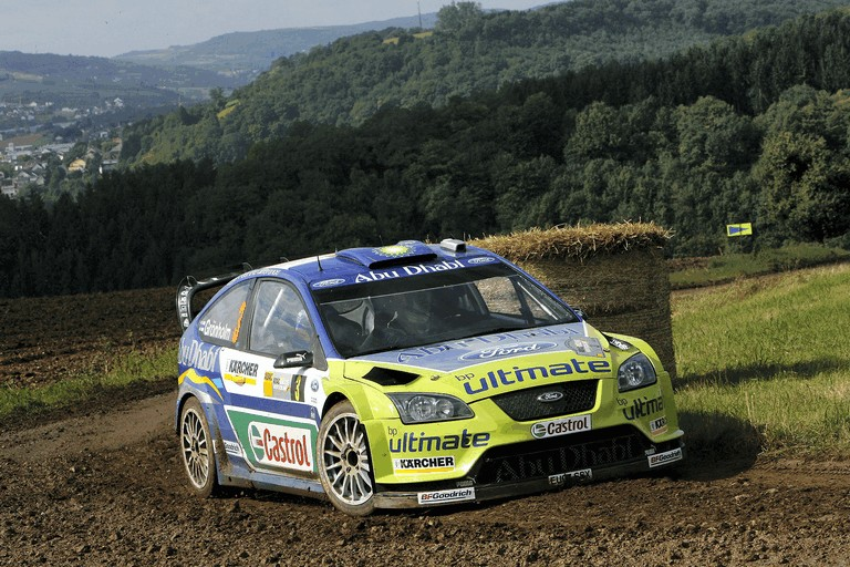 2007 Ford Focus RS WRC 245282