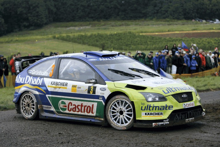 2007 Ford Focus RS WRC 245284