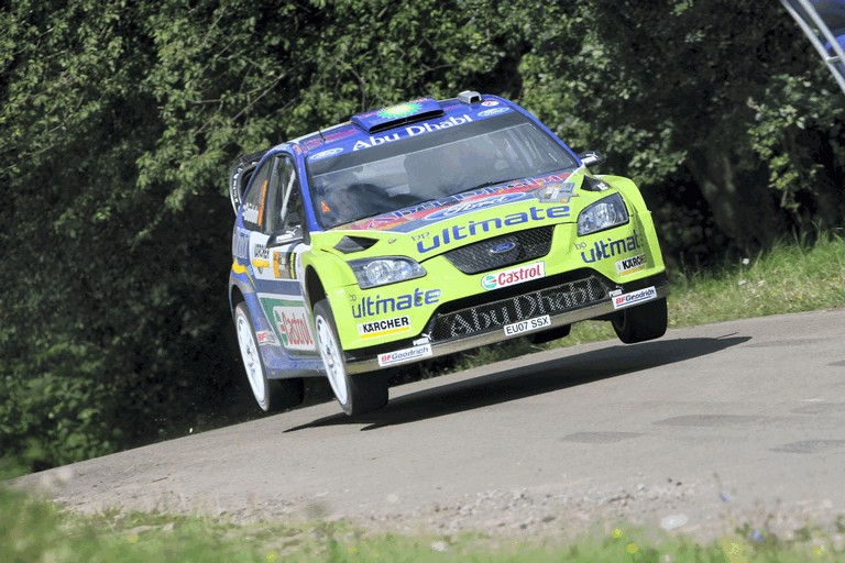 2007 Ford Focus RS WRC 245286