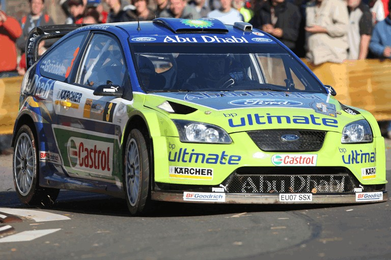 2007 Ford Focus RS WRC 245287