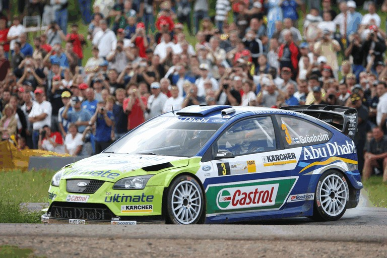 2007 Ford Focus RS WRC 245288