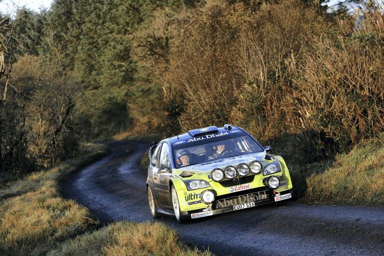 2007 Ford Focus RS WRC 245297