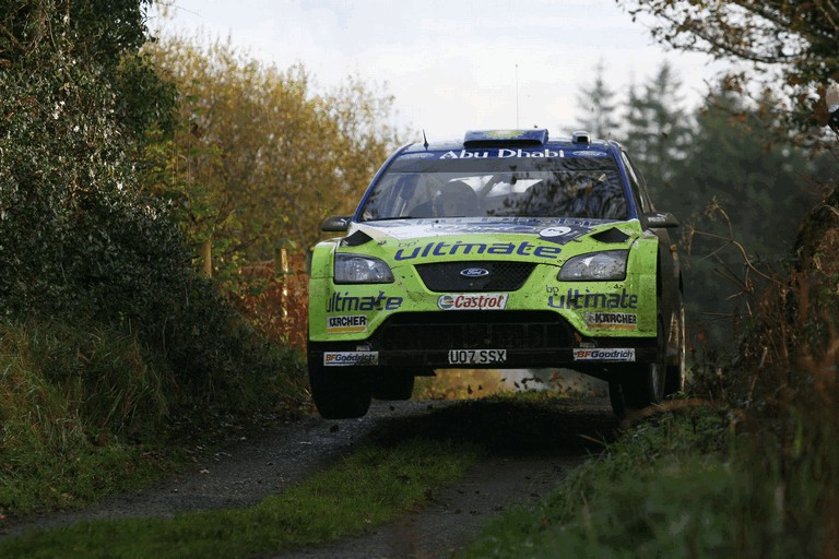 2007 Ford Focus RS WRC 245300