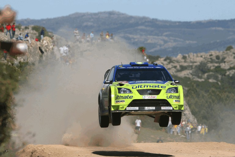 2007 Ford Focus RS WRC 245303