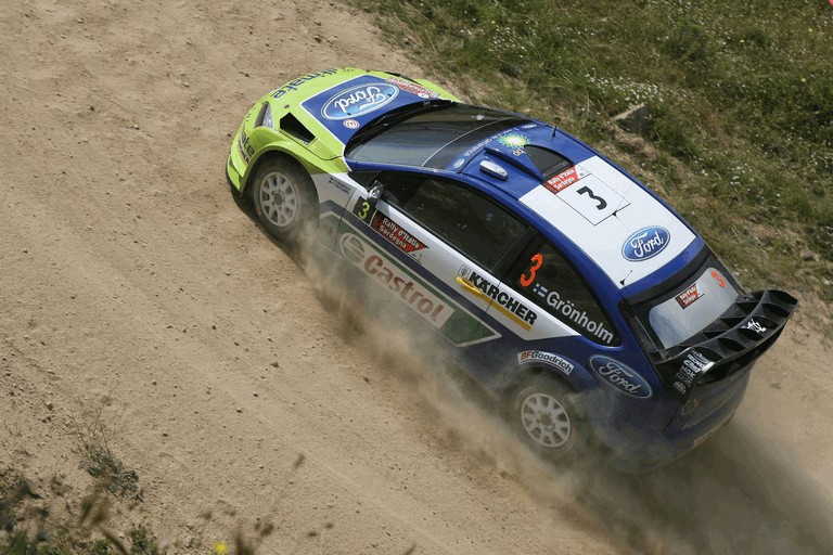 2007 Ford Focus RS WRC 245305