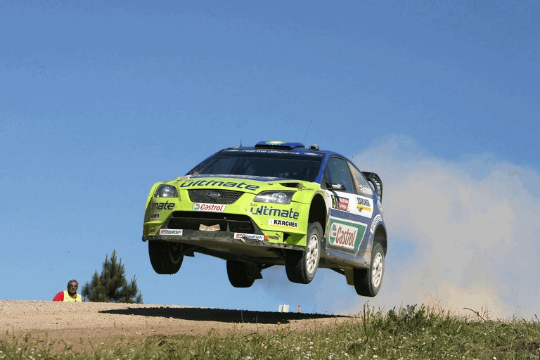 2007 Ford Focus RS WRC 245308