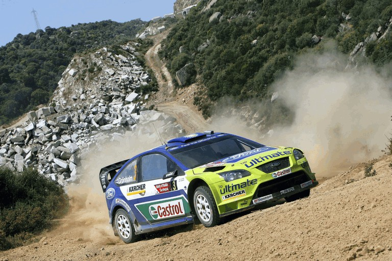 2007 Ford Focus RS WRC 245310