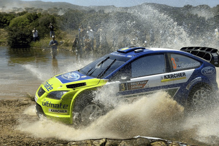 2007 Ford Focus RS WRC 245311
