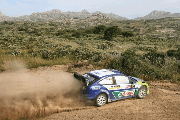 2007 Ford Focus RS WRC 245313