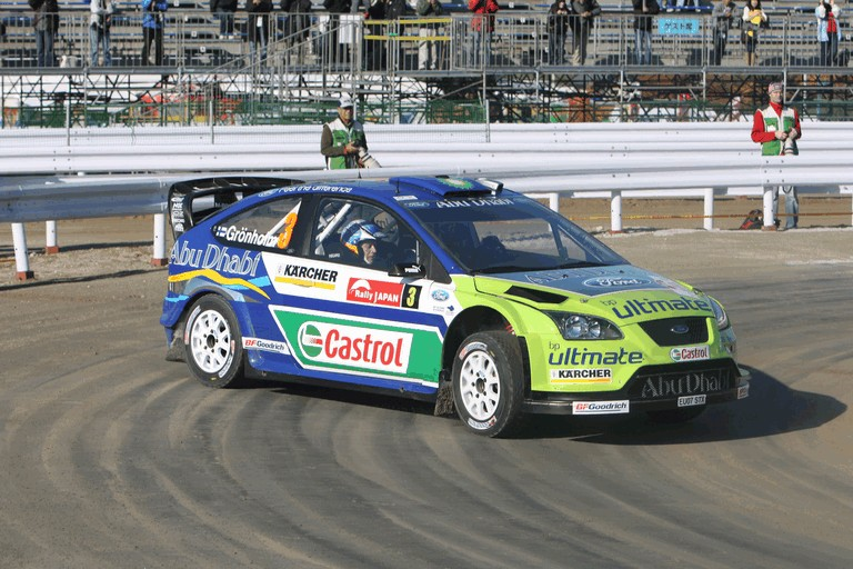 2007 Ford Focus RS WRC 245323