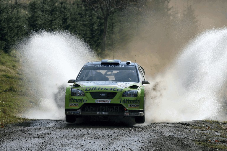 2007 Ford Focus RS WRC 245326