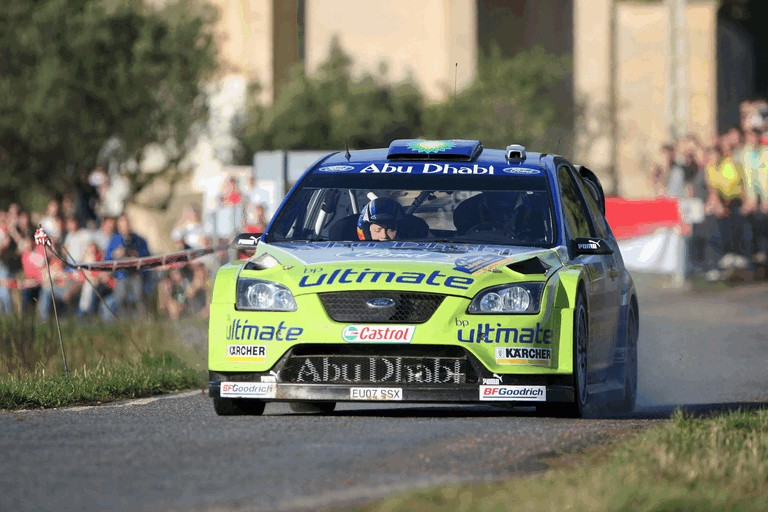2007 Ford Focus RS WRC 245332